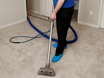 Deep cleaning your carpet does more than just vacuuming. Deep cleaning can extend the overall life of your home's carpets. Using a steam extraction method on your carpets will also get rid of air pollutants that get trapped in the fibers of your carpet.