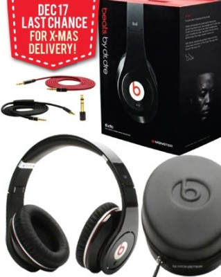 Beats Studio by Dr Dre Heaphones