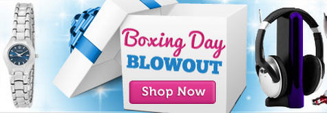TeamBuy Boxing Day Blowout