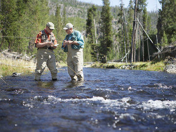 Bow Trout Fishing Adventures