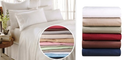 1600 Thread Count Equivalent Egyptian Comfort Sheet Set