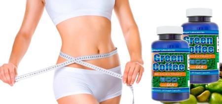 3 Bottles of Green Coffee Bean Extract 800 with GCA