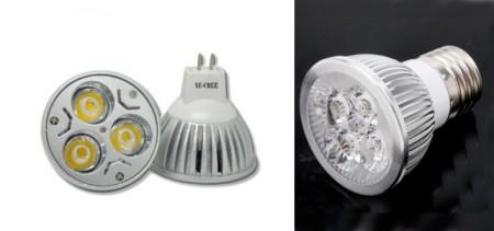 4-Pack of 50,000 Hour Lifespan LED Light Bulbs TeamBuy