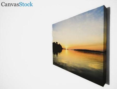 CanvasStock LivingSocial