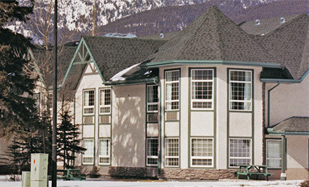 Mountain View Inn Canmore 89 For Two Night Hotel Stay