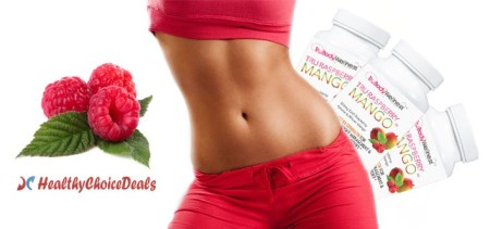 Raspberry Mango Ketone Weight Loss Formula