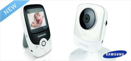 Samsung EZVIEW Baby Video Monitor