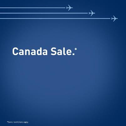 WestJet Canada Sale - Save on Select Flights within Canada (Book by Mar 5)