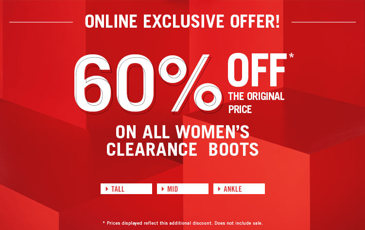 Aldo Shoes 60 Off All Women's Clearance Boots