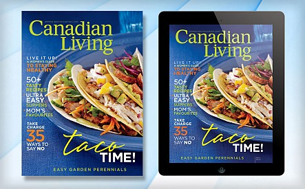 Canadian Living Magazine WagJag Deal