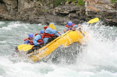 Chinook Rafting LivingSocial