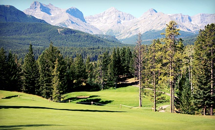 Crowsnest Pass Golf & Country Club Groupon