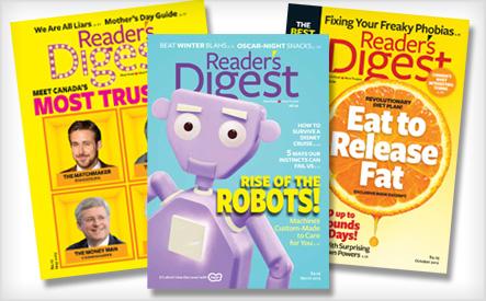 Reader's Digest Magazine WagJag