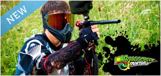 Bragg Creek Paintball TeamBuy