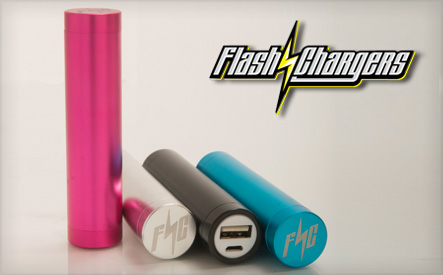 Flash Chargers Portable Cell Phone Charger