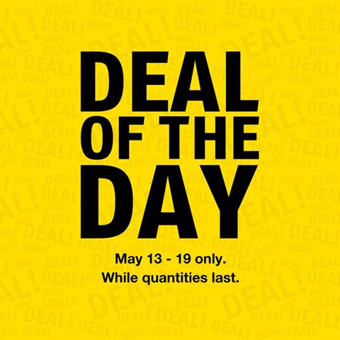 Future Shop Deal of The Day (May 13-19)