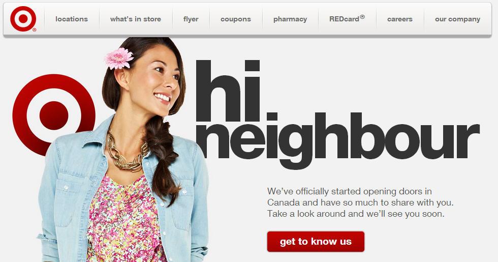 Target Canada Printable Coupons
