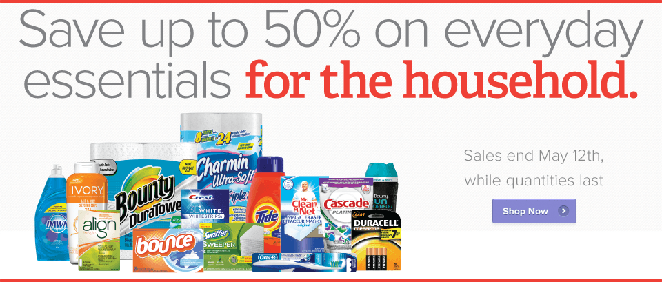 Well Save up to 50 Off Everyday Essentials for the Household (Until May 12)