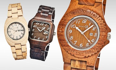 Earth Wooden Watches
