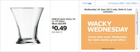 IKEA - Calgary Wacky Wednesday Deal of the Day (June 26) A
