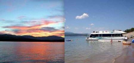Sunshine Houseboat Vacations
