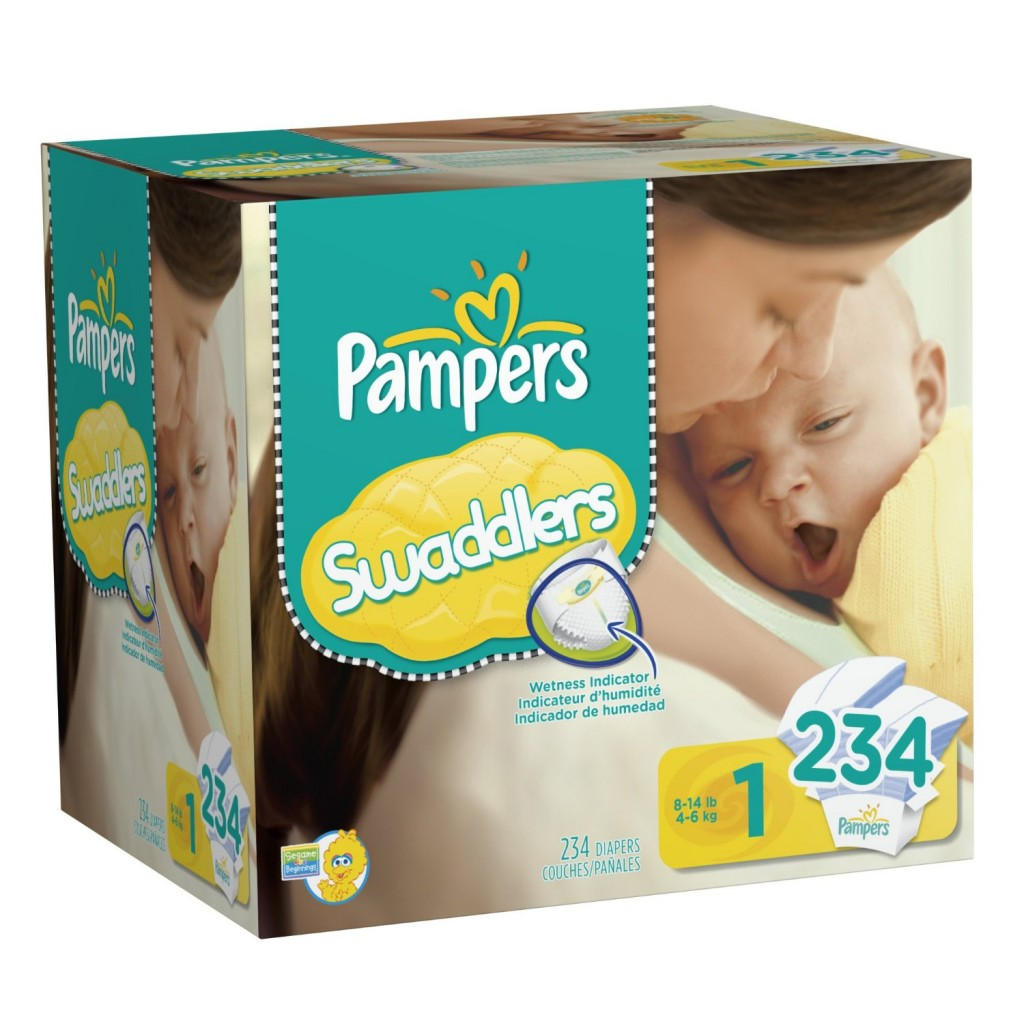 Amazon Pampers Diaper Sale - $36.53 + Free Shipping