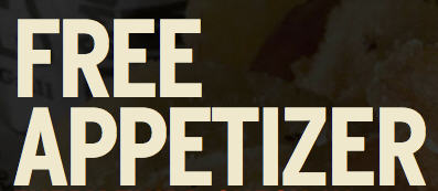 FREE Appetizer Coupon with Email Sign-Up at Boston Pizza, Swiss Chalet, & East Side Mario's