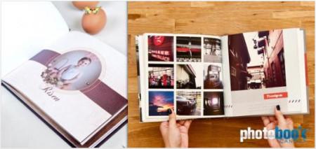 Photobook Canada Personalized Imagewrap Hardcover Photobook