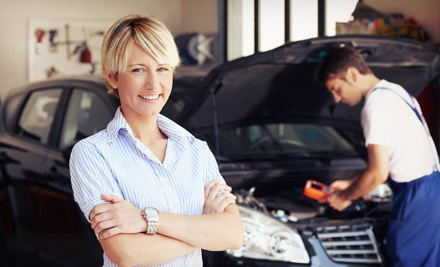 Auto Care Special Groupon