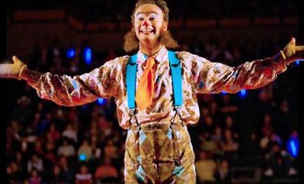Circus Gatti – Max Bell Centre