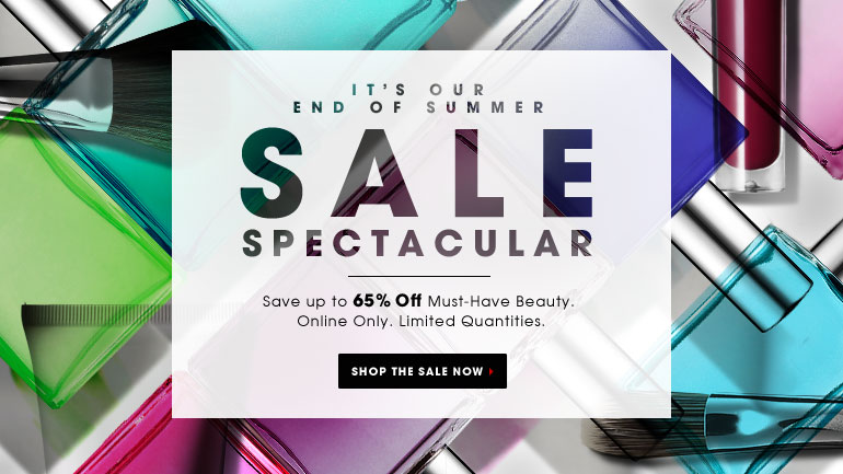 Sephora End of Summer Sale - Save up to 65 Off Select Items