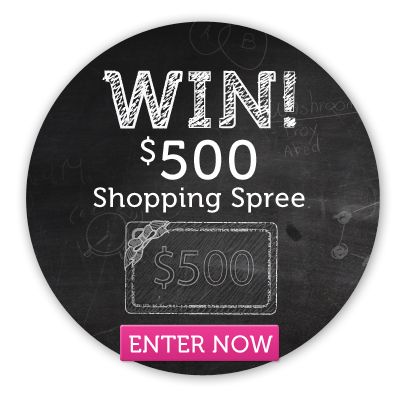 TeamBuy Win One of Two $500 Back to School Shopping Spree