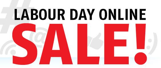 Future Shop Labour Day Online Sale (Sept 1, 5pm - Sept 3, 10am ET)