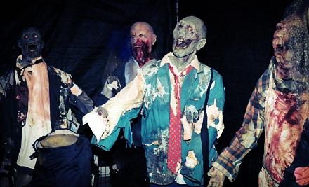 Screamfest – Stampede Park