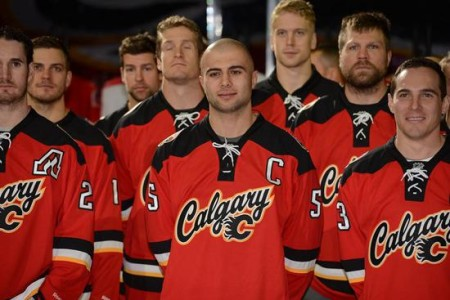 Calgary Flames 25 Off New Third Jersey Promo Code (Until Nov 3)