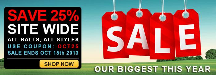 Knetgolf Extra 25 Off All Golf Balls Promo Code Extra $5 Off Bonus (Until Oct 15)
