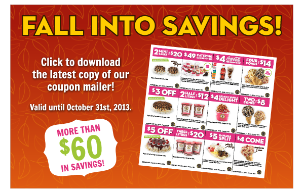 Marble Slab Creamery Fall into Savings Printable Coupons (Until Oct 31)