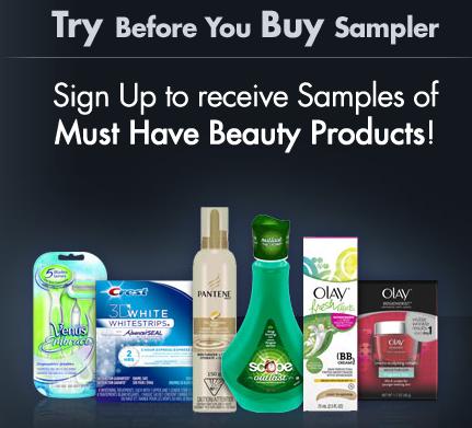 P G Free Samples Try Before You Buy Sampler Calgary Deals Blog