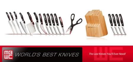 World Class Knife Set TeamBuy