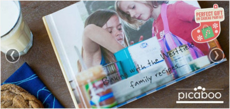 30-Page Custom Hardcover Photo Book from Picaboo