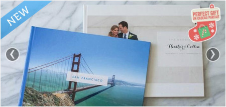 Classic Custom Hardcover Photo Book from Picaboo