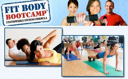 Fit Body Bootcamp in Calgary