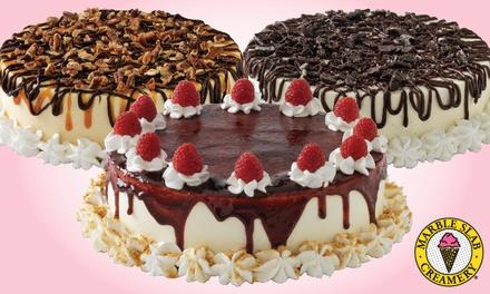 Marble Slab Creamery Cake