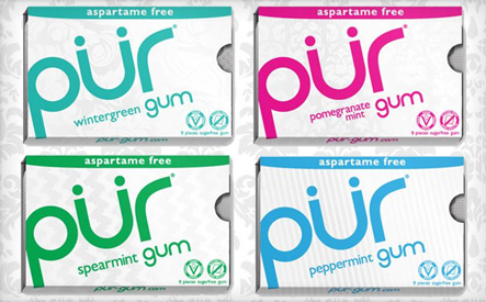 PUR Aspartame-Free Gum