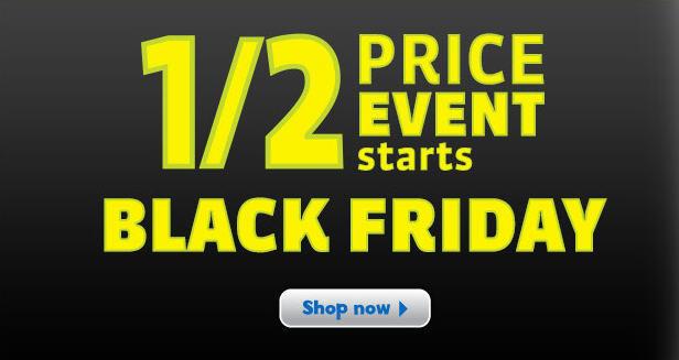 Toys R Us Black Friday - 12 Price Event (Nov 29)