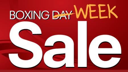 Boxing Week 2013 Shopping Deals in Calgary (Dec 26)