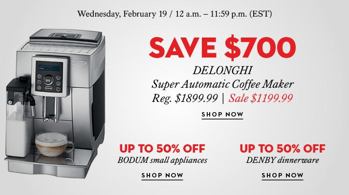 TheBay Flash Sale - Save up to 50 Off Select Kitchen Products (Feb 19)