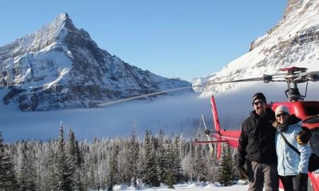 Rockies Heli Tours Icefield