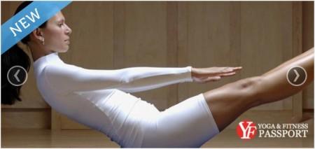 Yoga and Fitness Passport