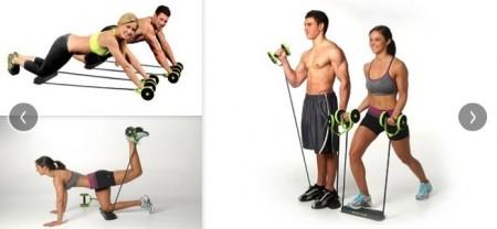 Abs Workout Kit